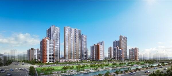 반도건설 '원주기업도시 반도유보라 아이비파크' 일부 잔여세대 계약중