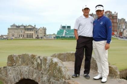 전재한(Eric Chun)을 기억하십니까…2010년 디 오픈 참가자, 한국서 재도전