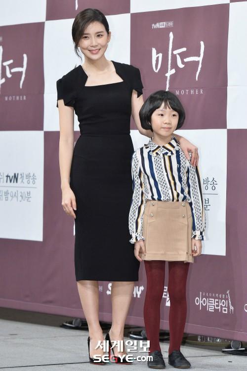 이보영-허율 '엄마와 딸'