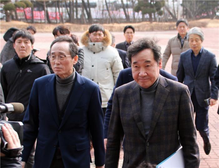 이낙연, 군산지역 방문…'GM사태' 지원대책 논의