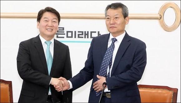 안철수 인재영입 1호, `송도비리 내부폭로자` 정대유씨