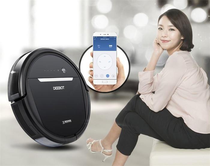 에코백스, 지능형 로봇청소기 국내 첫 홈쇼핑 판매