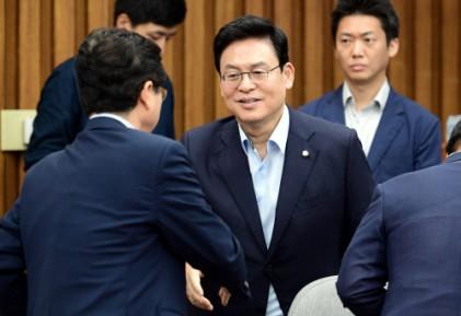 한국당 원내대책회의