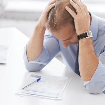 실직, 이혼 등 극심한 스트레스 - '뇌 노화' 유발