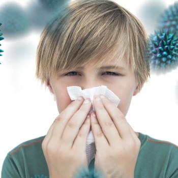 고용량 비타민D, 소아 호흡기 감염에 효과 없어