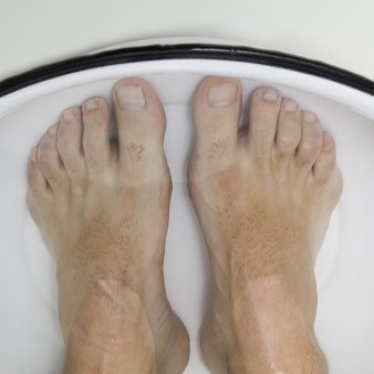 당뇨발 및 궤양의 상태에 따른 상처 치료와 관리