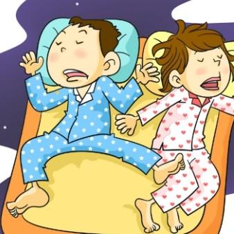 꿈 많이 꾸는 이유, '잠꼬대·이갈이·몽유병' 치료가 필요..