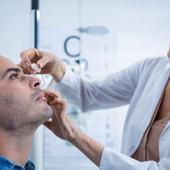 알레르기성 결막염이 시력 저하를 유발하나요?