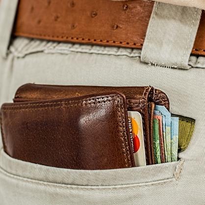 세균가득 지갑 관리하는 팁