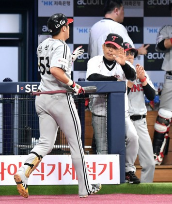 LG 3루의 새 주인, 양석환이 가져온 나비효과