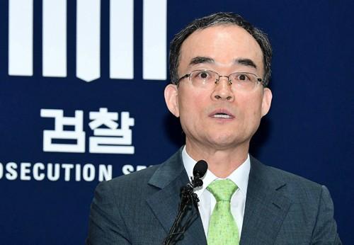 """문무일 총장 """"적폐수사 대상·기한 제한 없다"""""""