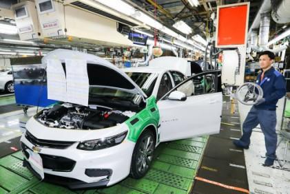 4월 자동차 업계 내수는 감소, 수출은 증가