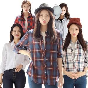 봄내음 물씬 봄신상 여성 블라우스/남방/셔츠 기획전