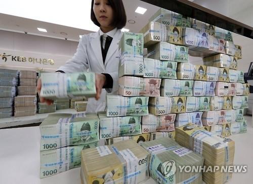 """예금회전률 최저…""""투자·소비심리 위축"""""""