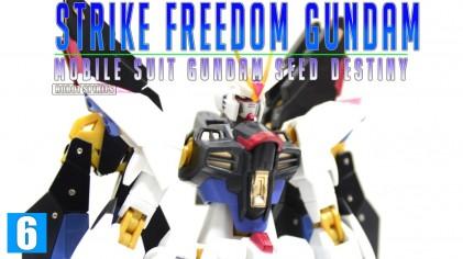 반다이 로봇혼 스트라이크 프리덤 건담 / ROBOT SPIRITS Strike Freedom Gundam