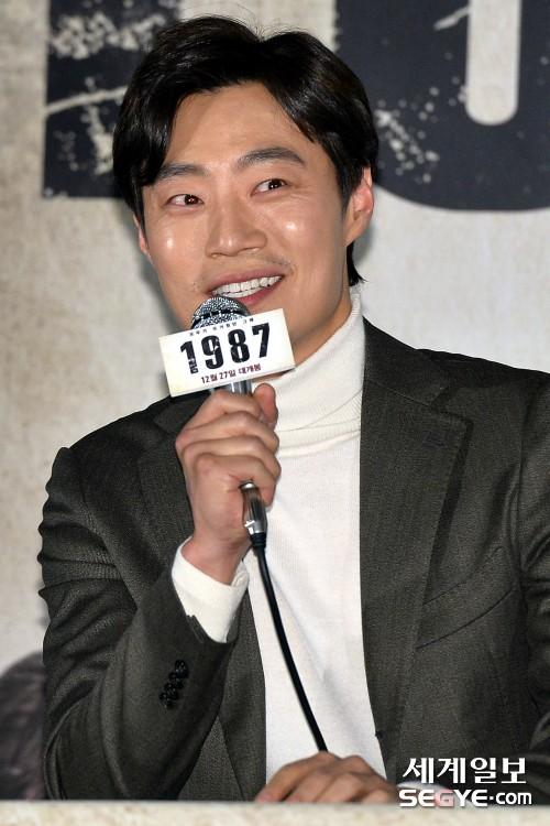 영화 '1987' 이희준 배우