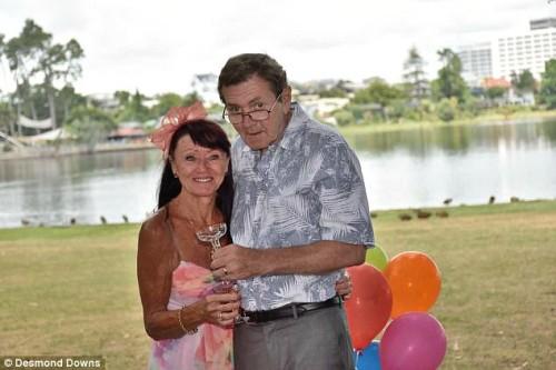 알츠하이머로 기억을 잃은 남편의 두번째 청혼