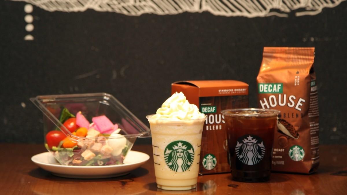 저당·저칼로리 바람…스타벅스, 설탕 줄인 라이트 시럽 인기