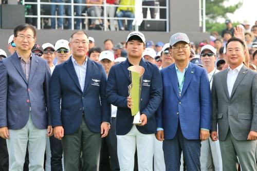 제네시스 브랜드,'한국 남자 골프 축제의 장' 만들다…'제네시스 골프 챔피언십' 성료