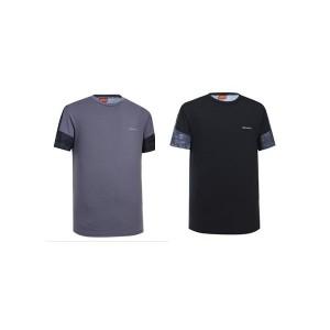 라운드 남성 기능성 티셔츠(5217OT204 205)