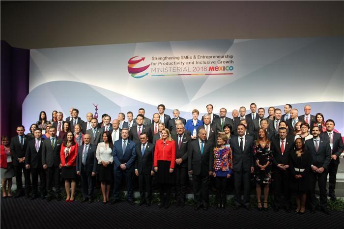 최수규 중기부 차관, OECD에 국내 우수 중기정책 소개