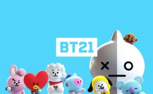 BTS 열풍에… 라인프렌즈, 캐릭터 상품 출시