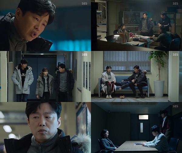 '의문의 일승' 김희원, 팀원 걱정부터 가족 보호까지…거칠지만 따뜻하다