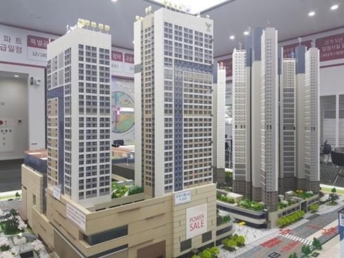 전매 가능 오피스텔 '동탄역 롯데캐슬' 일부 잔여세대 공급