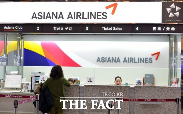아시아나, 여객업황 부진에 수익성 저하