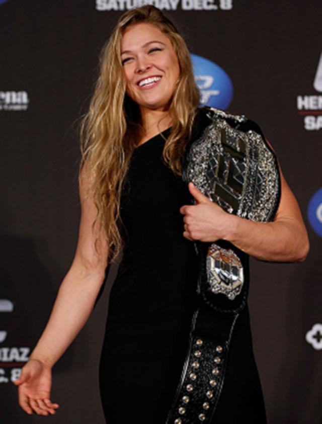 [UFC] 숫자로 보는 여자부 밴텀급의 역사, \