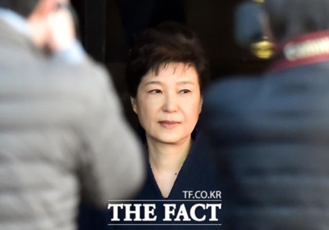 박근혜 전 대통령, 30일 영장실질심사 출석