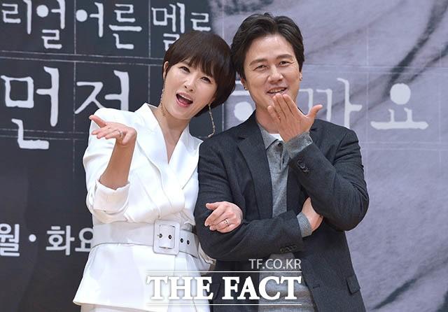 김선아-감우성, '원조 로코퀸과 멜로킹의 만남'