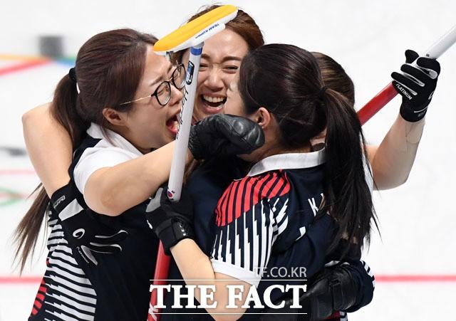 '대한민국 새역사' 여자 컬링, 스웨덴과 결승전은 언제?