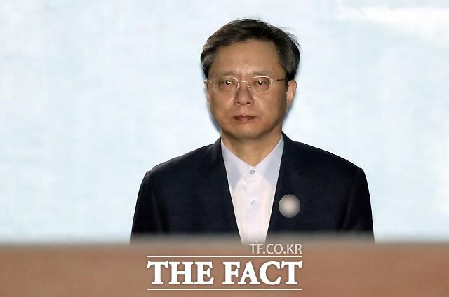 우병우도 당황한 '실형' 선고…변호인단 '망연자실'(영상)
