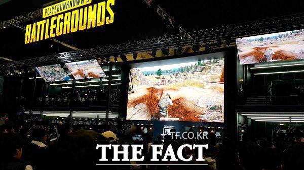 카카오 '배틀그라운드' 동시에 최고 10만 명 즐긴다