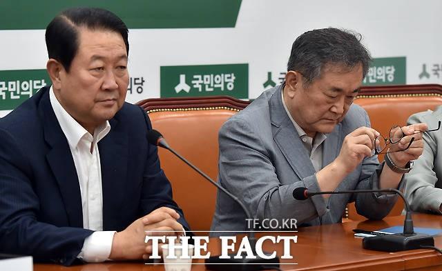 """""""법인세↑ 경제성장률↓"""" 박주선 발언은 사실일까…MB 감세에"""
