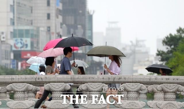 내일(29일) 전국 곳곳 장맛비…충청·경북 북부 산사태 우려
