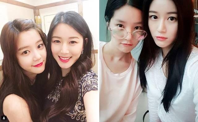견미리 자녀, '비주얼 자매' 이유비·이다인 '그뤠잇'