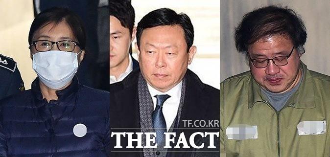 <속보> 검찰, '국정농단' 최순실 징역 25년·신동빈 4년·안종범 6년 구형