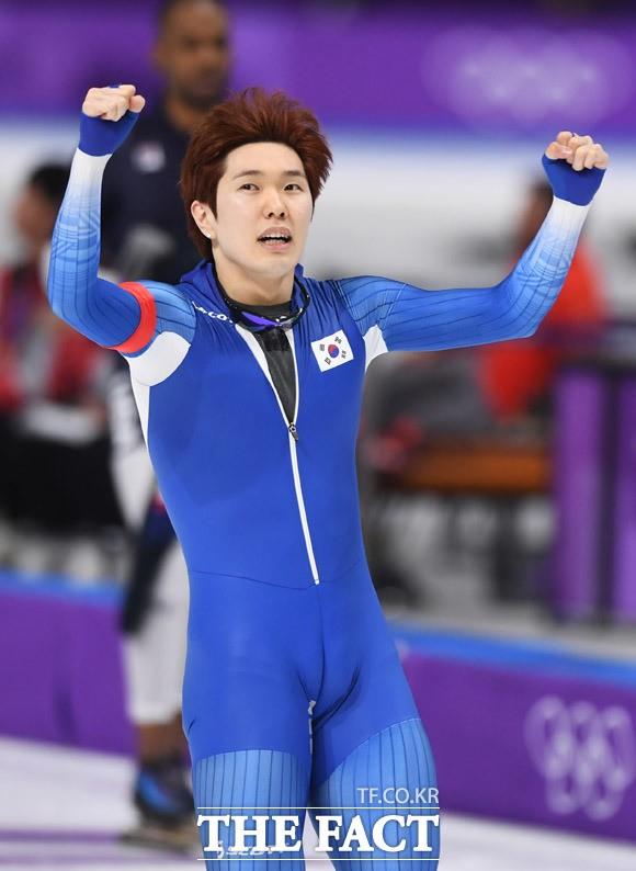 김태윤, 스피드 스케이팅 1000m 동메달 획득
