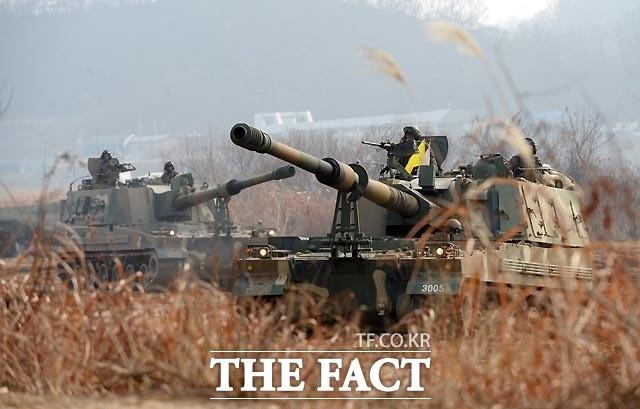 철원 육군부대서 K-9 포사격훈련 중 폭발사고…1명 사망·6명 부상