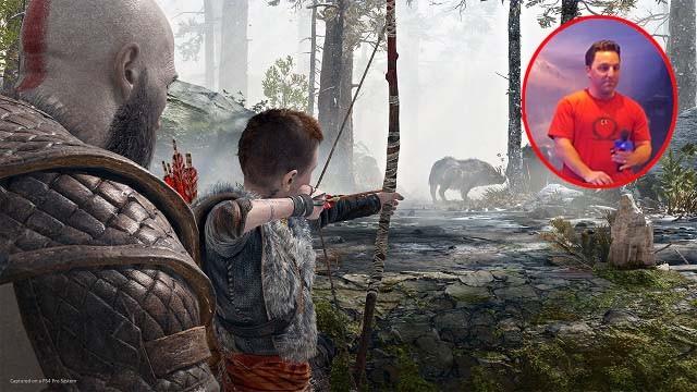 발매 코앞 PS4용 '갓 오브 워' 뭐가 바뀌었나