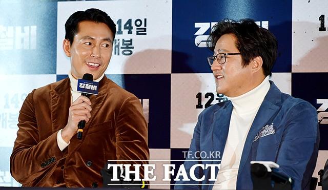 '강철비' 영화순위 1위…'스타워즈:라스트제다이' 턱밑 추격