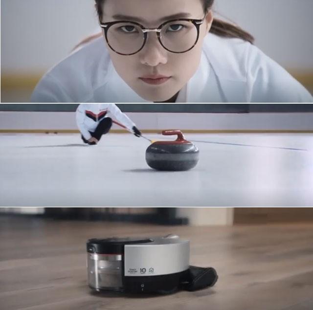 '팀 킴' 광고한 로봇청소기, 사고 싶어도 살 수 없다?