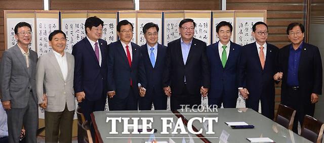 김동연 경제부총리, 여야 4당과 추경 논의