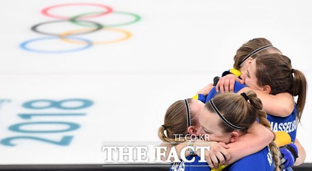 '영국 꺾은 스웨덴, 올림픽 첫 출전 한국과 결승서 붙는다'