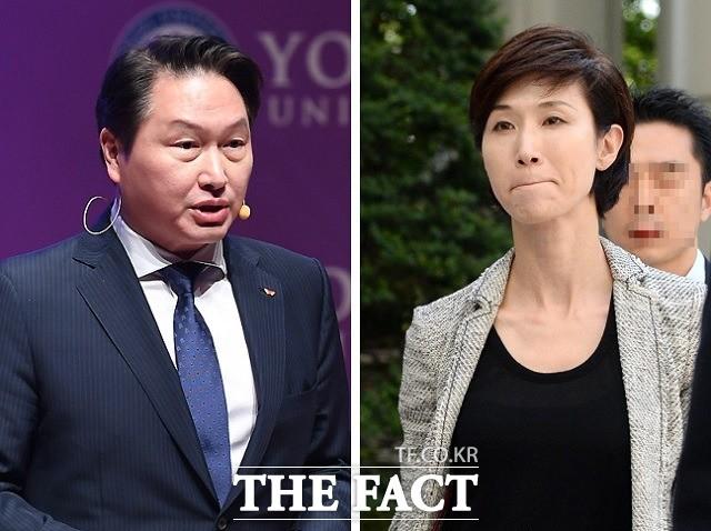 최태원·노소영 3번의 이혼 조정 모두 실패…소송 절차 밟나