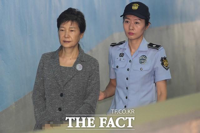 <속보> 한국당 윤리위, 박근혜·서청원·최경환
