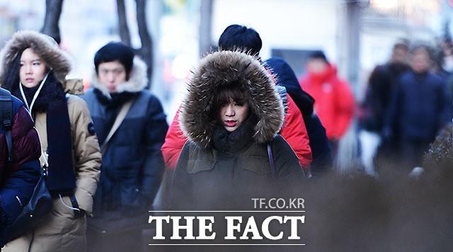 매서운 추위 …서울 아침 -11도