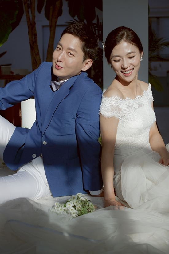 이동진-김지연 결혼 골인!